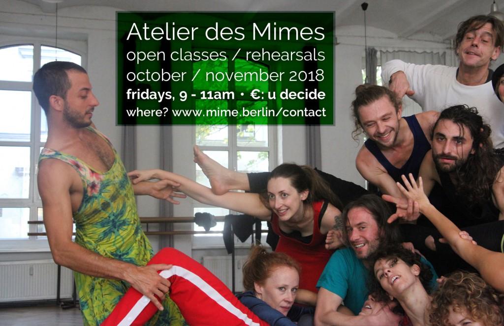 Atelier11 open 3